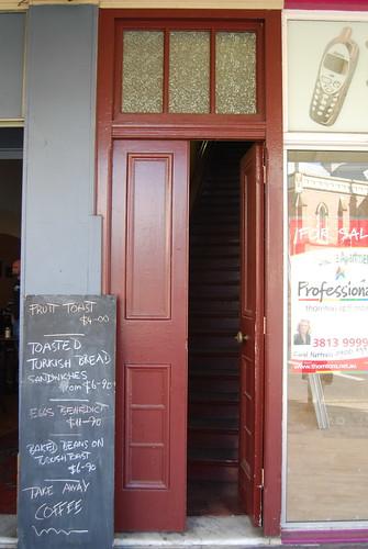 Door - Brisbane Street