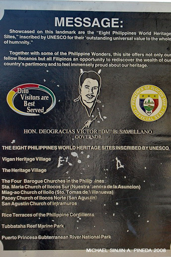 Plaza Salcedo Vigan Ilocos Sur