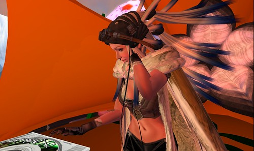 dj alexi ayres of singularity tribe