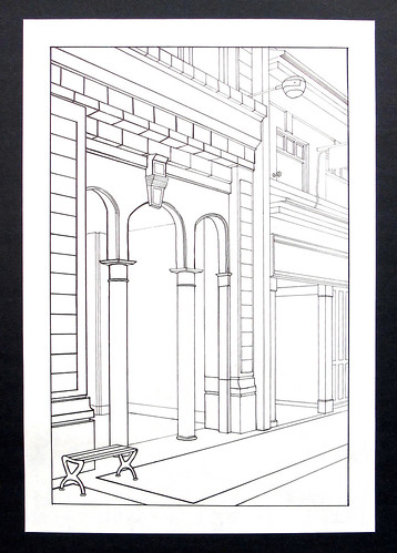Structural Line Drawing-IMG_2982