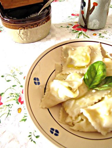 Tortelli di Patate e Ricotta Salata