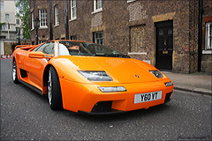Diablo 6.0 VT (Alex Penfold) Tags: auto orange london cars alex sports car canon photography photo cool italian italia image awesome picture fast super exotic photograph diablo supercar 60 vt exotica 2010 lambo penfold lamborghin 450d hpyer
