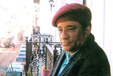 El maestro Roberto Flores