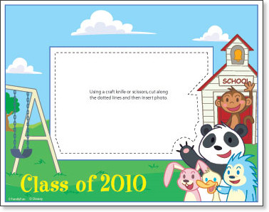 Class of 2010 Photo Frame