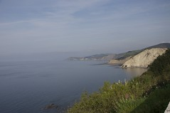 Mar Deba (sapiensbostonianus) Tags: espaa paisvasco castrourdiales zarautz getaria marcantabrico guriezo riodeba debakohondartza