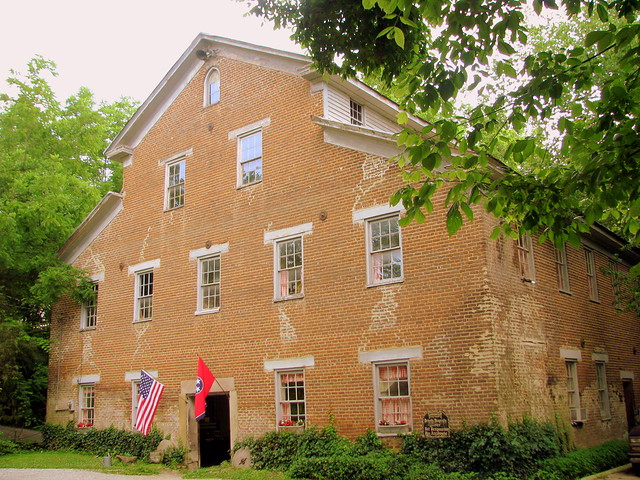 Falls Mill front