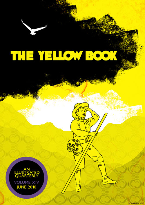 THE YELLOW BOOK by Felipe Sobreiro