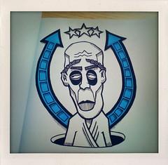 Caesar (soopart.) Tags: streetart illustration comic banksy sketchbook sketches soop