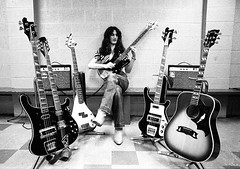Vintage Geddy Lee w/ Quiver (TimothyJ) Tags: bass lee geddy