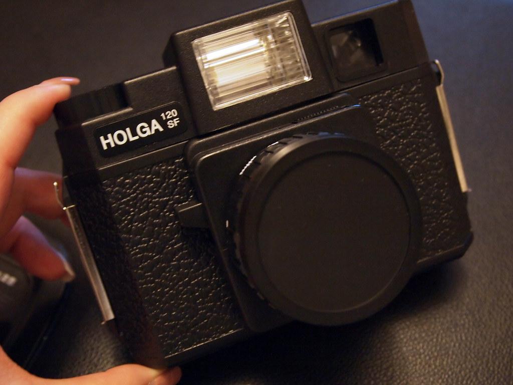 古董相機 antique camera holga 120SF