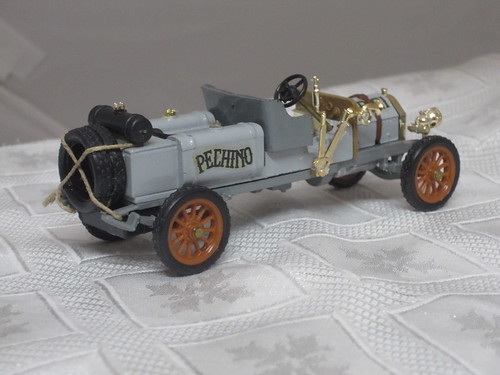 Itala was an exotic car manufacturer based in Turin, Italy from 1904-1934,
