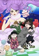 100610(1) - 漫畫家「東村アキコ」的代表作《海月姫~くらげひめ~》將於今年10月播出電視動畫版!