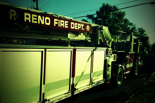 Reno Fire Engine