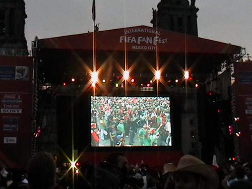 Fan Fest Mexico City