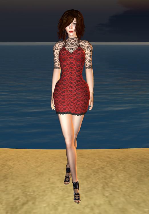 Badoura Designs Red
