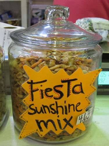 Fiesta Sunshine mix