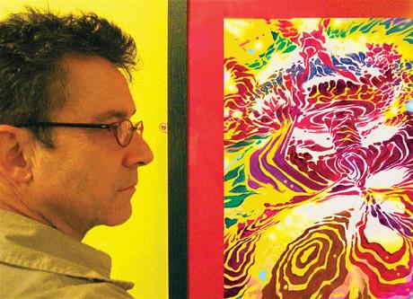 Brendan McCarthy BRENDAN MCCARTHY SIGNING Orbital Comics