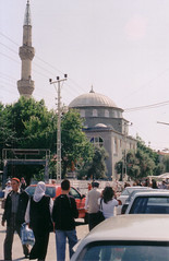 Sinop Gerze (Anil Ersoy) Tags: 35mm canon turkey ae1 mosque program sinop gerze
