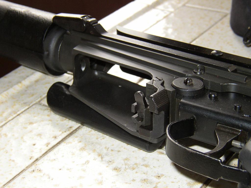 L1A1 bullet buttons? - Calguns net