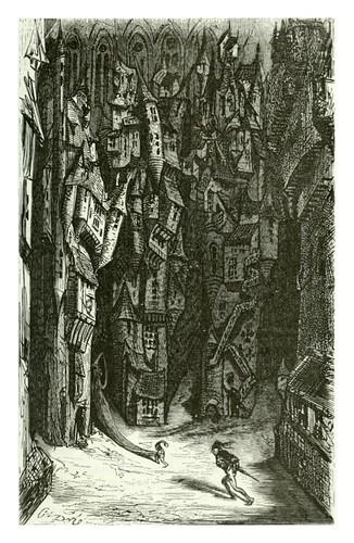 012-El castillo de Azay-Les contes drolatiques…1881- Honoré de Balzac-Ilustraciones Doré