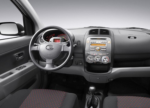 daihatsu terios bego interior toyota rent a car