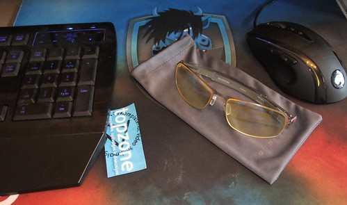 Gunnar Optiks MLG Phantom akiniai darbui kompiuteriu