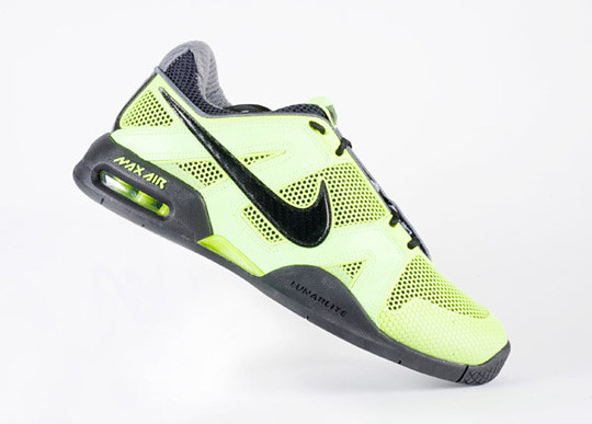 "Nike Air Courtballistec 2.3 ""Neon Nadal"""