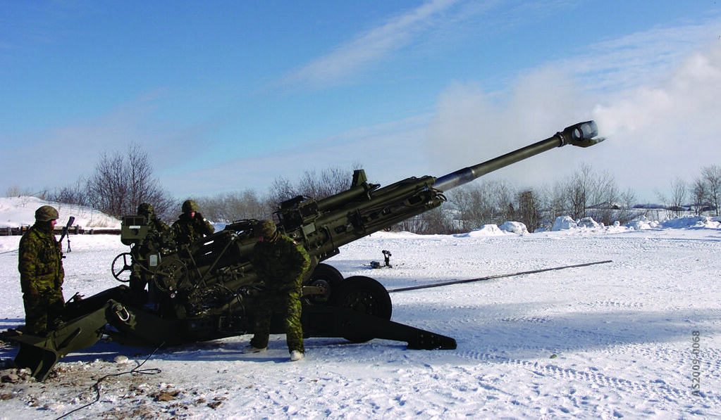 M-777 howitzer