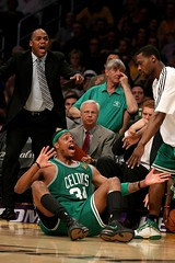 LOL THE CELTICS WERE CALLED FOR MORE FOULS IN DAMN NEAR EVERY F--KING GAME