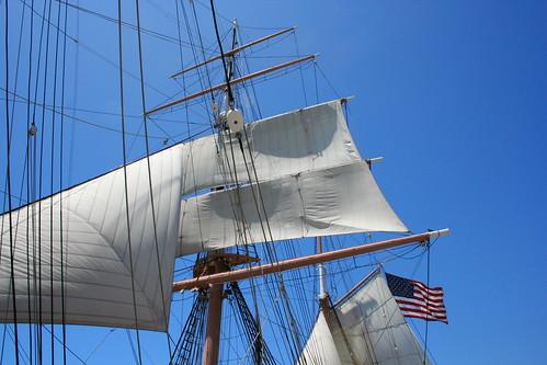 california boat san diego sail