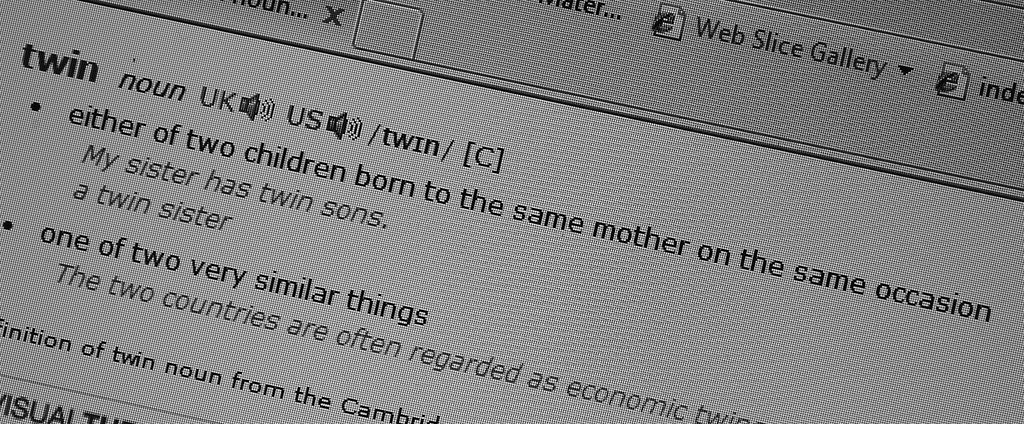 Twins! - 14.06.10