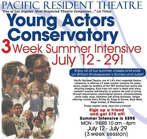Pacific Resident Theatre