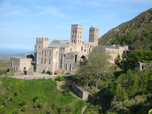 Iglesias y monasterios en Cataluña