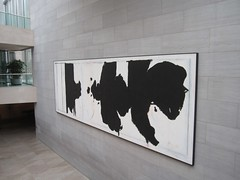 IMG_6053 (askpang) Tags: art architecture painting washingtondc nationalgalleryofart robertmotherwell reconciliationelegy