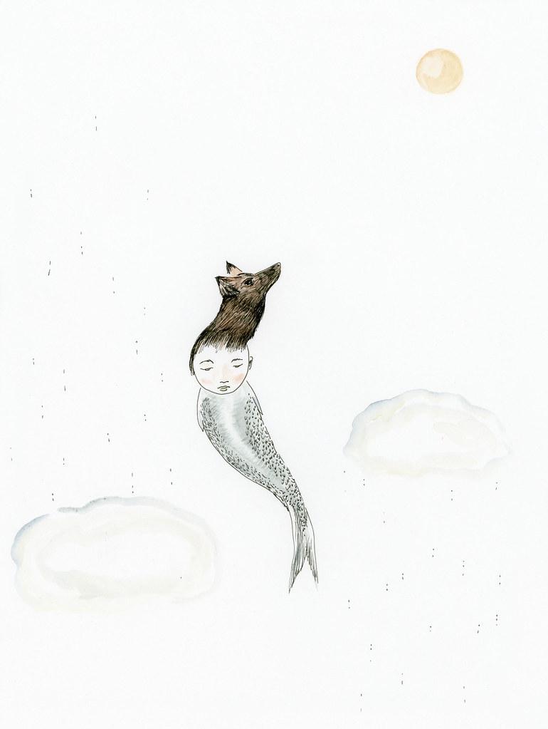 fishgirl foxhead