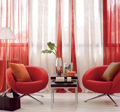 cortinas para sala modelos