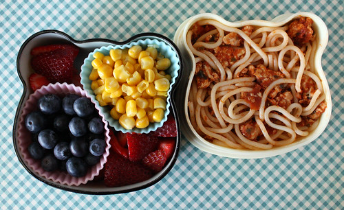 Toddler Bento #28: June 16, 2010