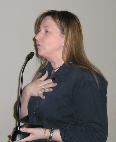 Charla Rosa Jové 2010