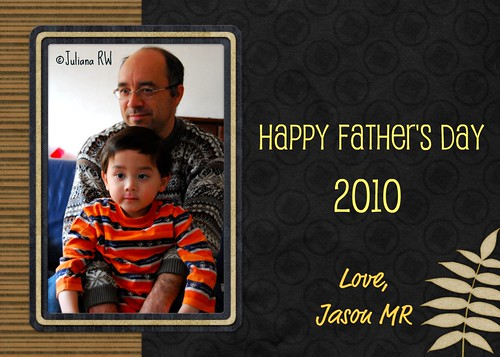 Happy Father's day 2010