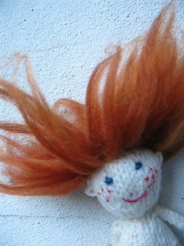 Mini Me - pre haircut