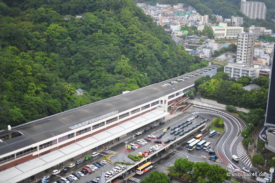 Shin Kobe Station
