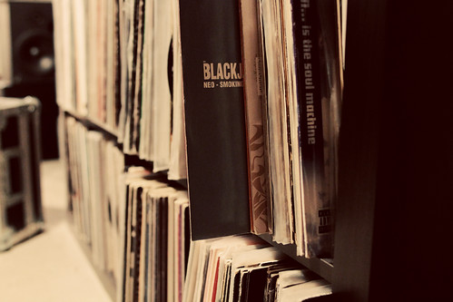 diggin' in the crates for space & places show
