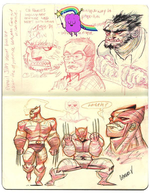 sketchbook-page-wolvie