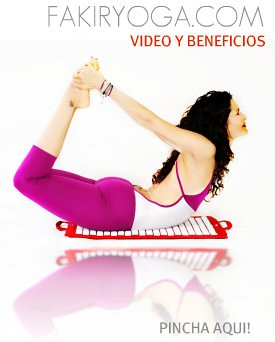 FAKIR YOGA, VIDEO MADRID