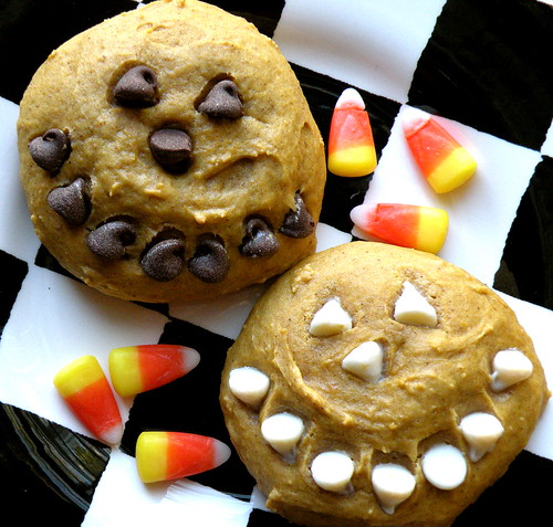 MF Halloween Pumpkin Cookies
