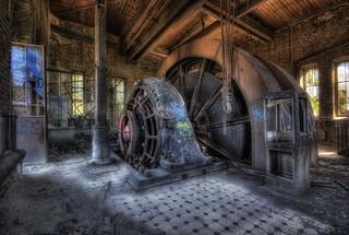 Coal Mine Hazard Cheratte - Belgium