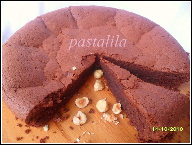 çikolatalı torte