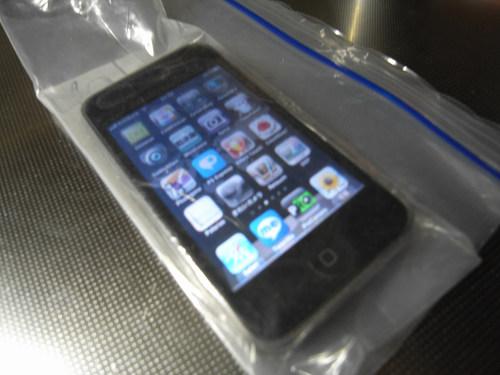 お風呂でiPhone-01