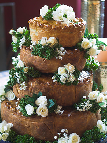 Bray's Cottage Wedding Pork Pie