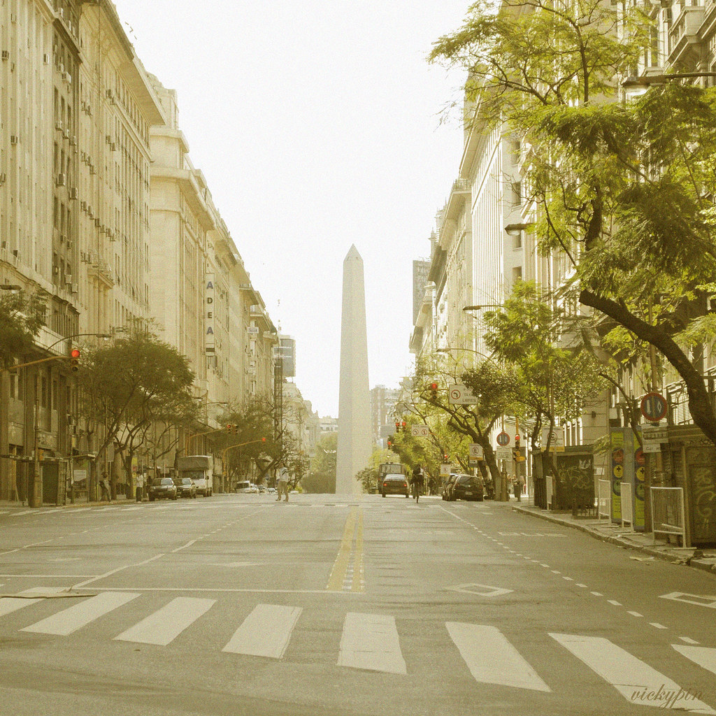 Obelisco BSAS